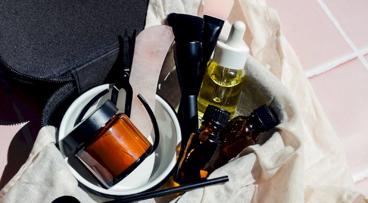 skincare kit for hot weather